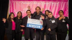 Cherry Blossom Fest 2013 Volunteers (2)
