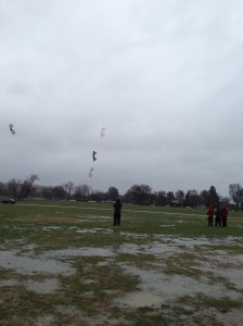rain kites