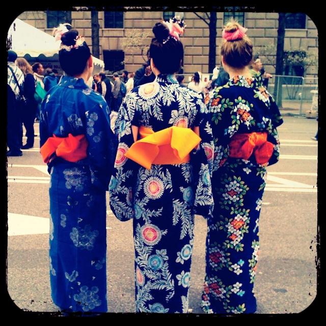 Kimono Trio