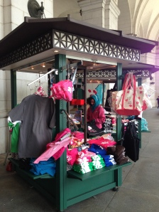 Union Station Kiosk